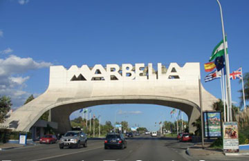 Marbella arch-matthewjamesremovalsspain