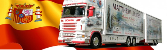 Removal Company in Spain | Local & National Removals in Spain