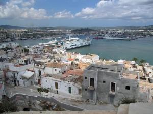 Empresa de mudanzas a Ibiza