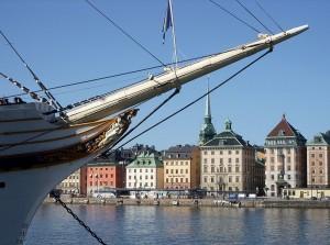 Removals to Stockholm Sweden