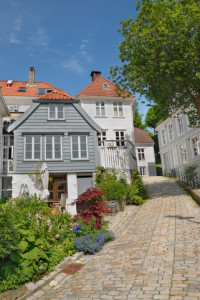 Empresa de mudanzas a Noruega