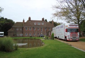 Removals from UK to Spain