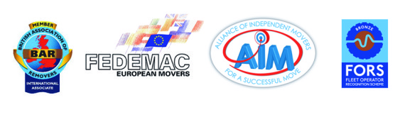 The UK's BEST moving company for Removals to Spain