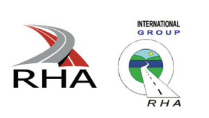 Members of the Road Haulage Association