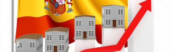 Spanish Property Prices On The Rise