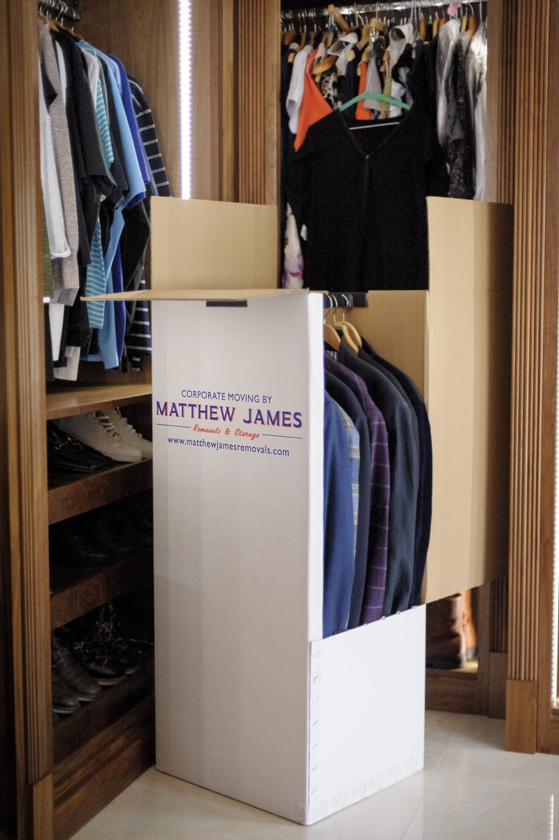 Matthew James Spain Packing Services